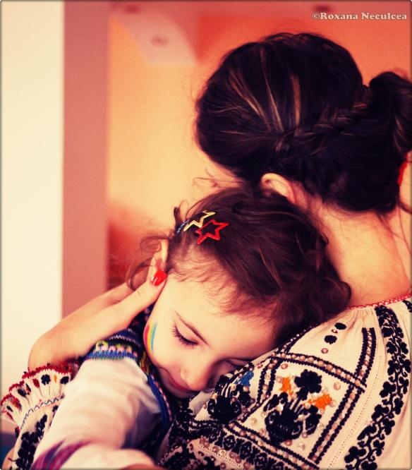 1 Decembrie Mama si copilul